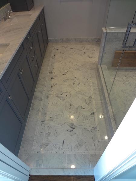 bath floor 2