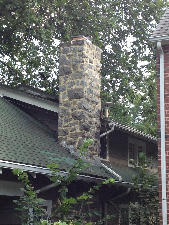 Repaired Chimney Washington DC