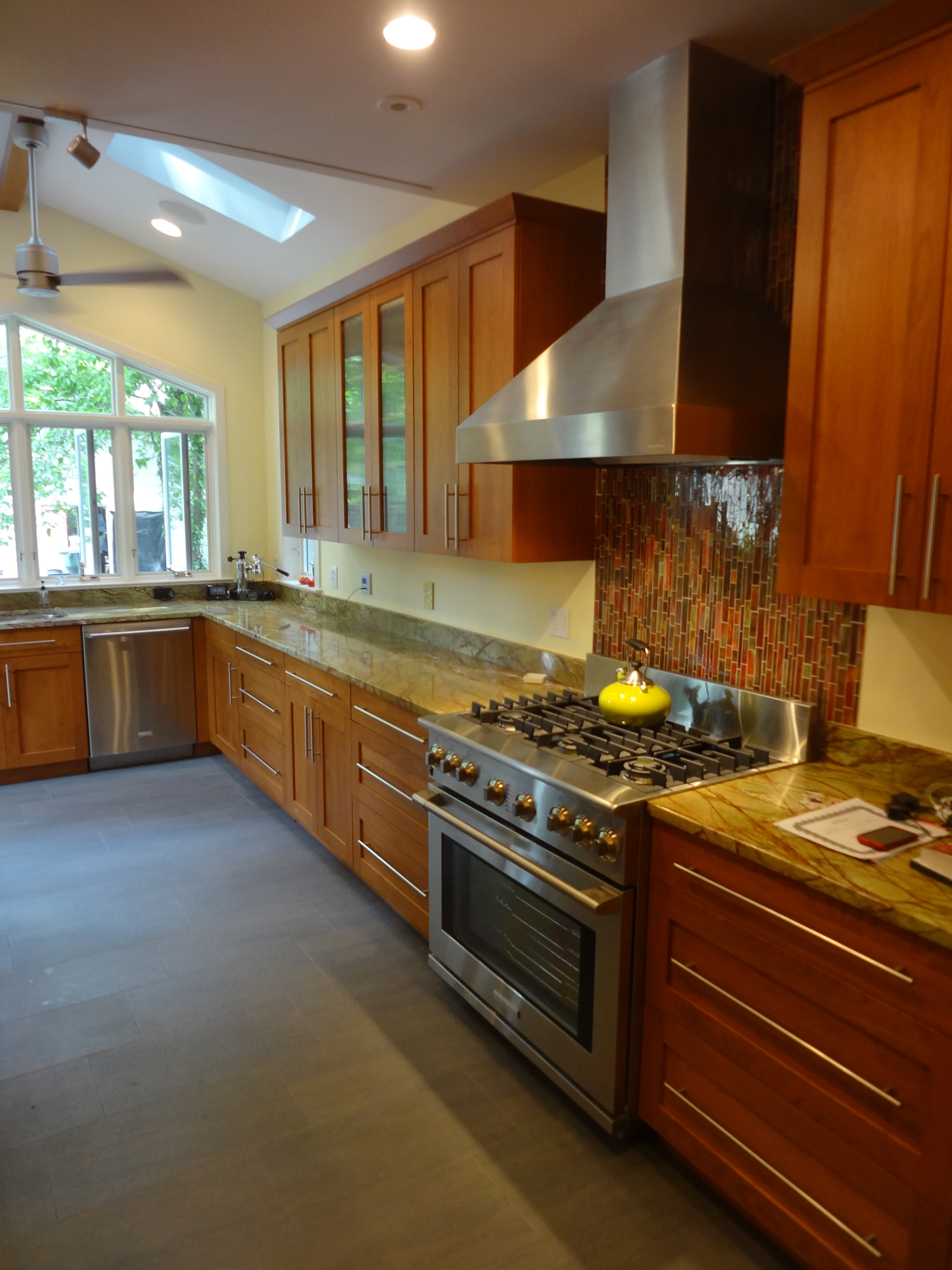 DC kitchen design and construction