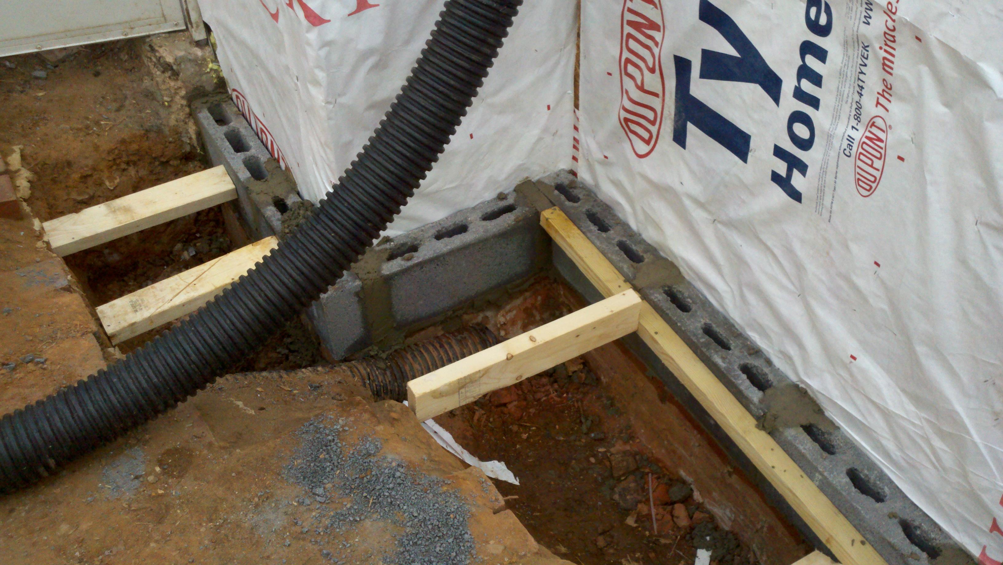 Washington DC Repair to Foudation Sill Plate