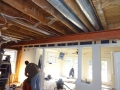 DC Structural Steel and Carpentry During Construction