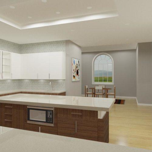 design build home renovations finished presentation